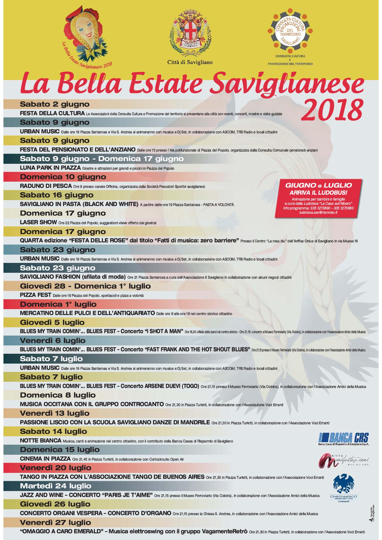 estate saviglianese