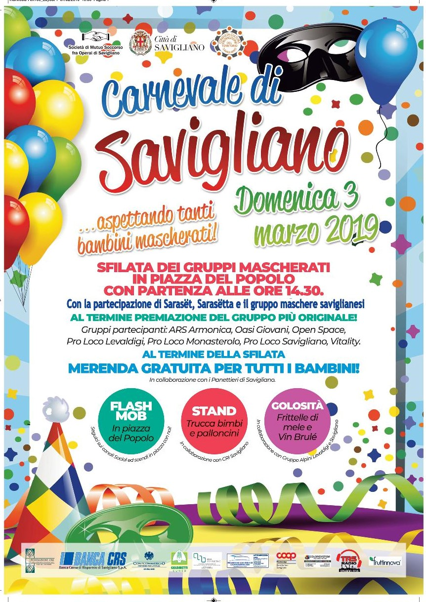 Carnevale A5