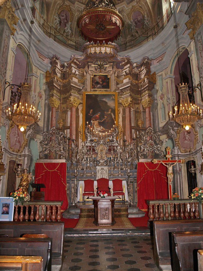 chiesa pietà
