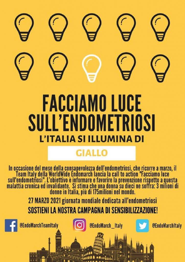 Giornata mondiale dedciata all'endometriosi