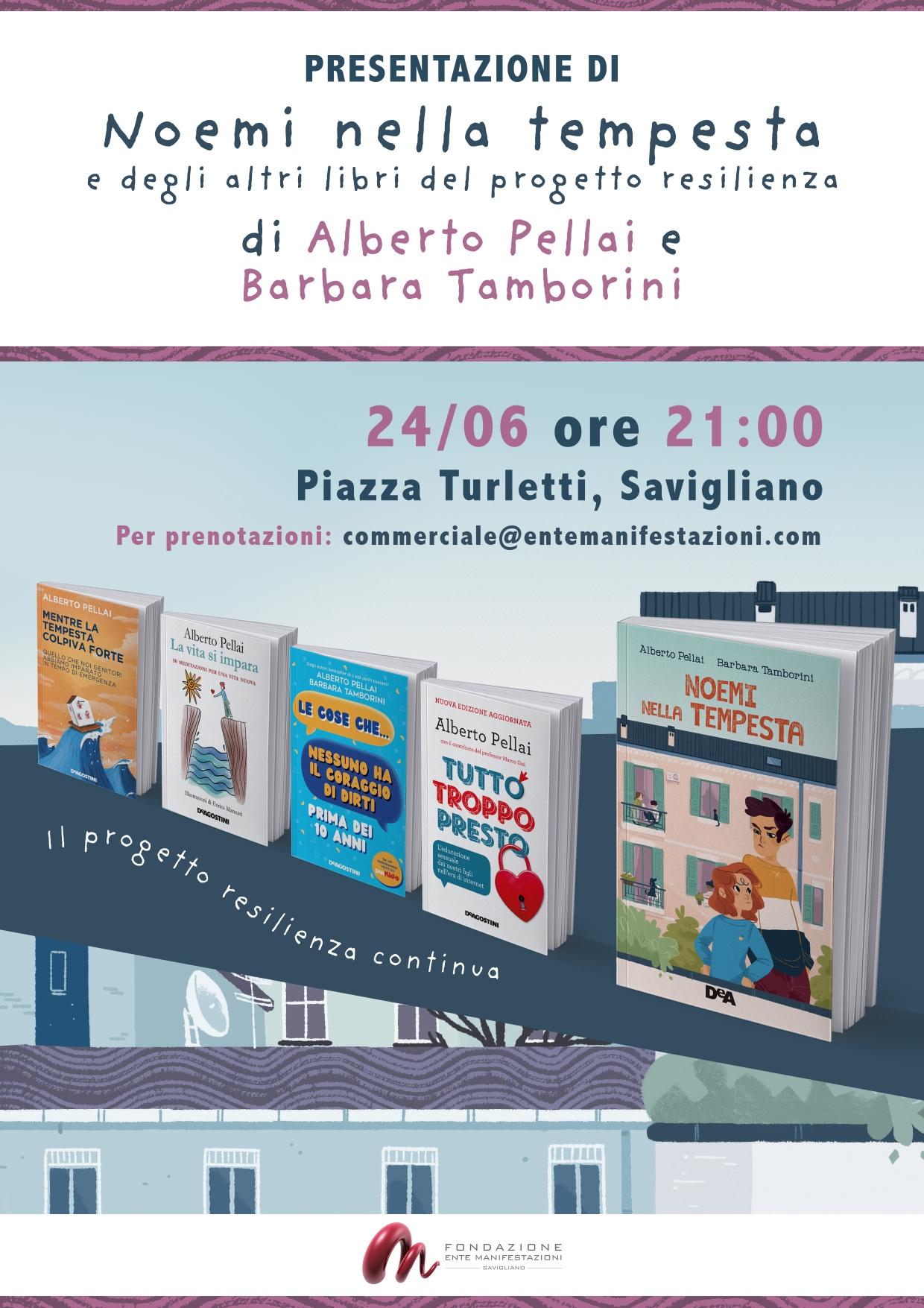Presentazione del libro di Pellai e Tamborini. Sfide evolutive ed educative per le famiglie del COVID